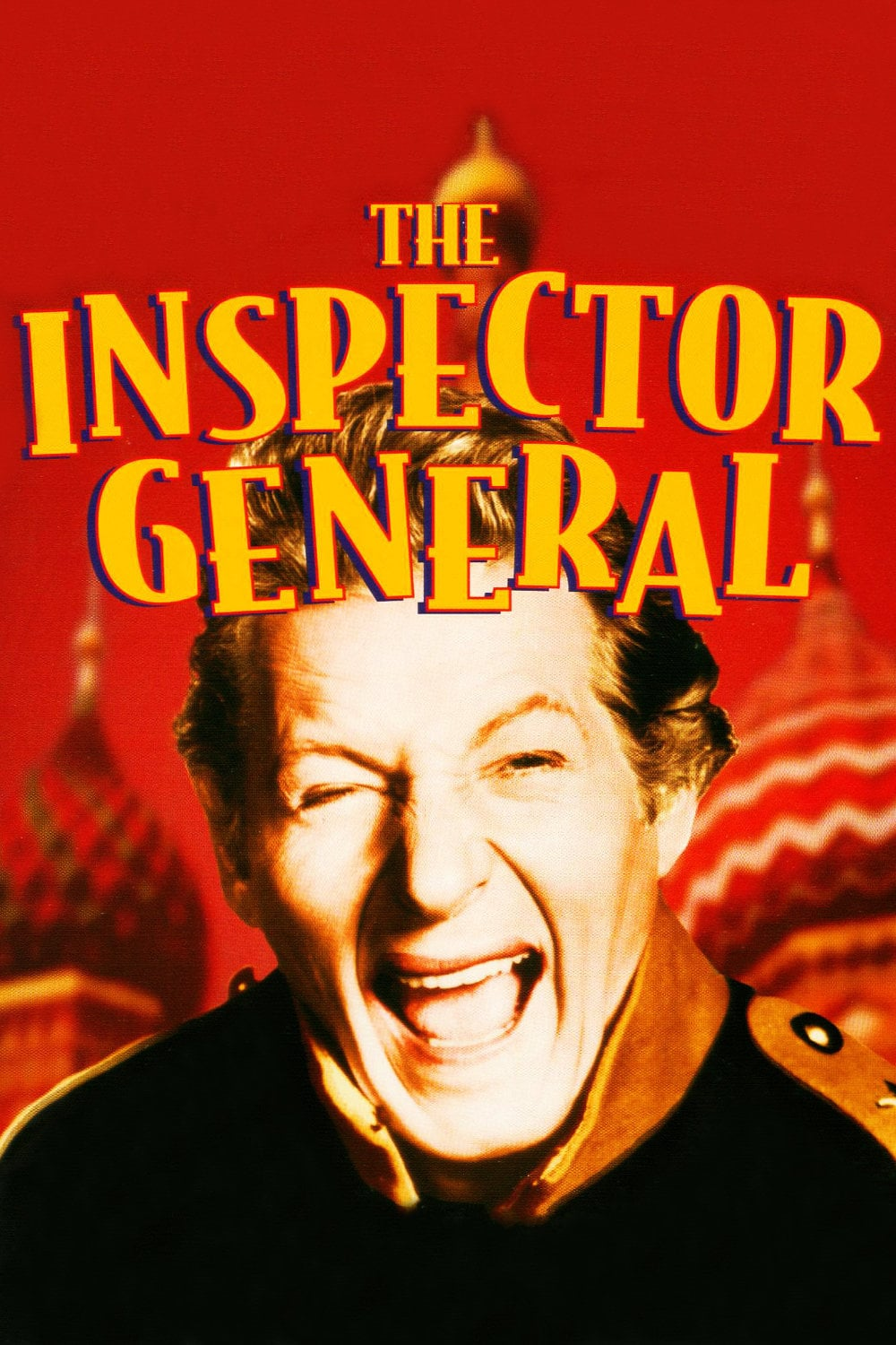 "Poster for the movie ""The Inspector General"""