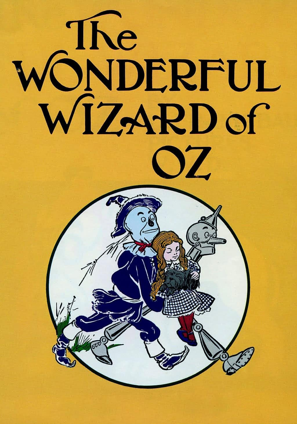 "Poster for the movie ""The Wonderful Wizard of Oz"""