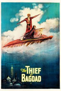 "Poster for the movie ""The Thief of Bagdad"""