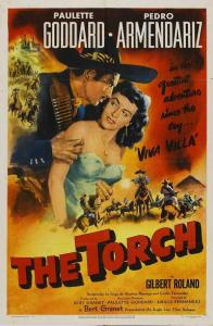 "Poster for the movie ""The Torch"""