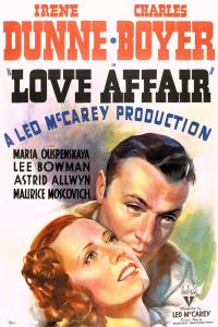 "Poster for the movie ""Love Affair"""
