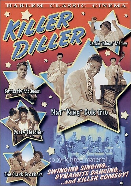 "Poster for the movie ""Killer Diller"""