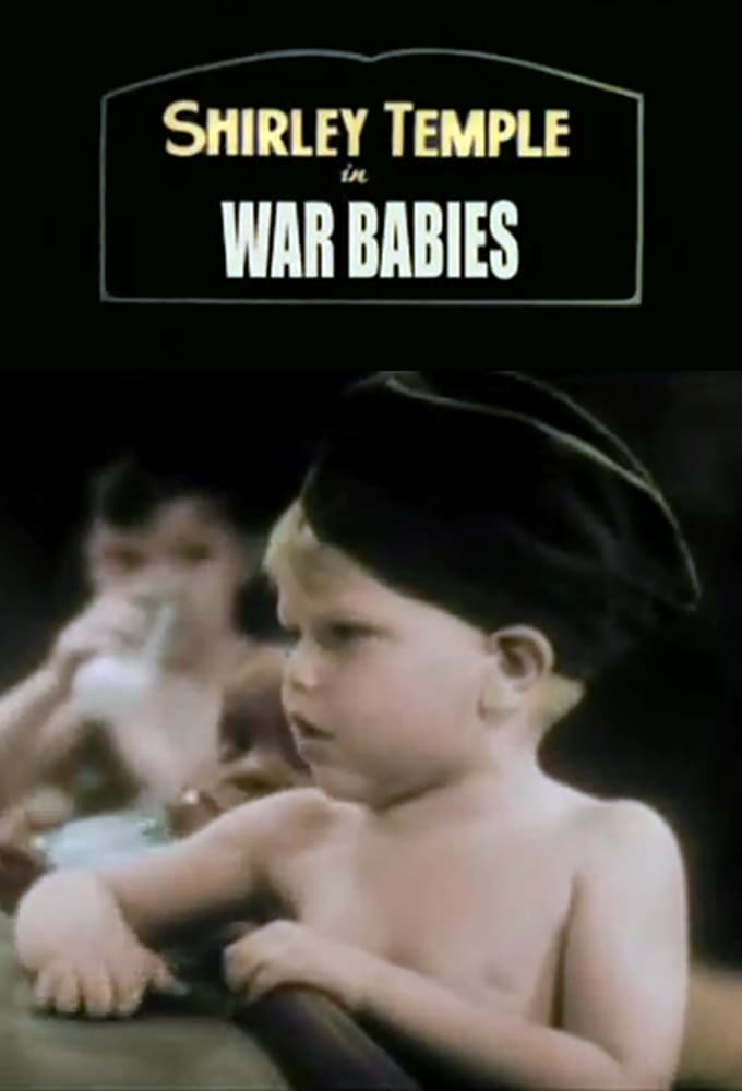 "Poster for the movie ""War Babies"""
