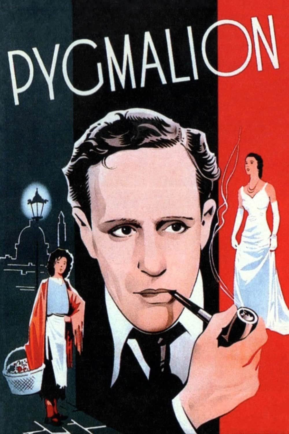 "Poster for the movie ""Pygmalion"""