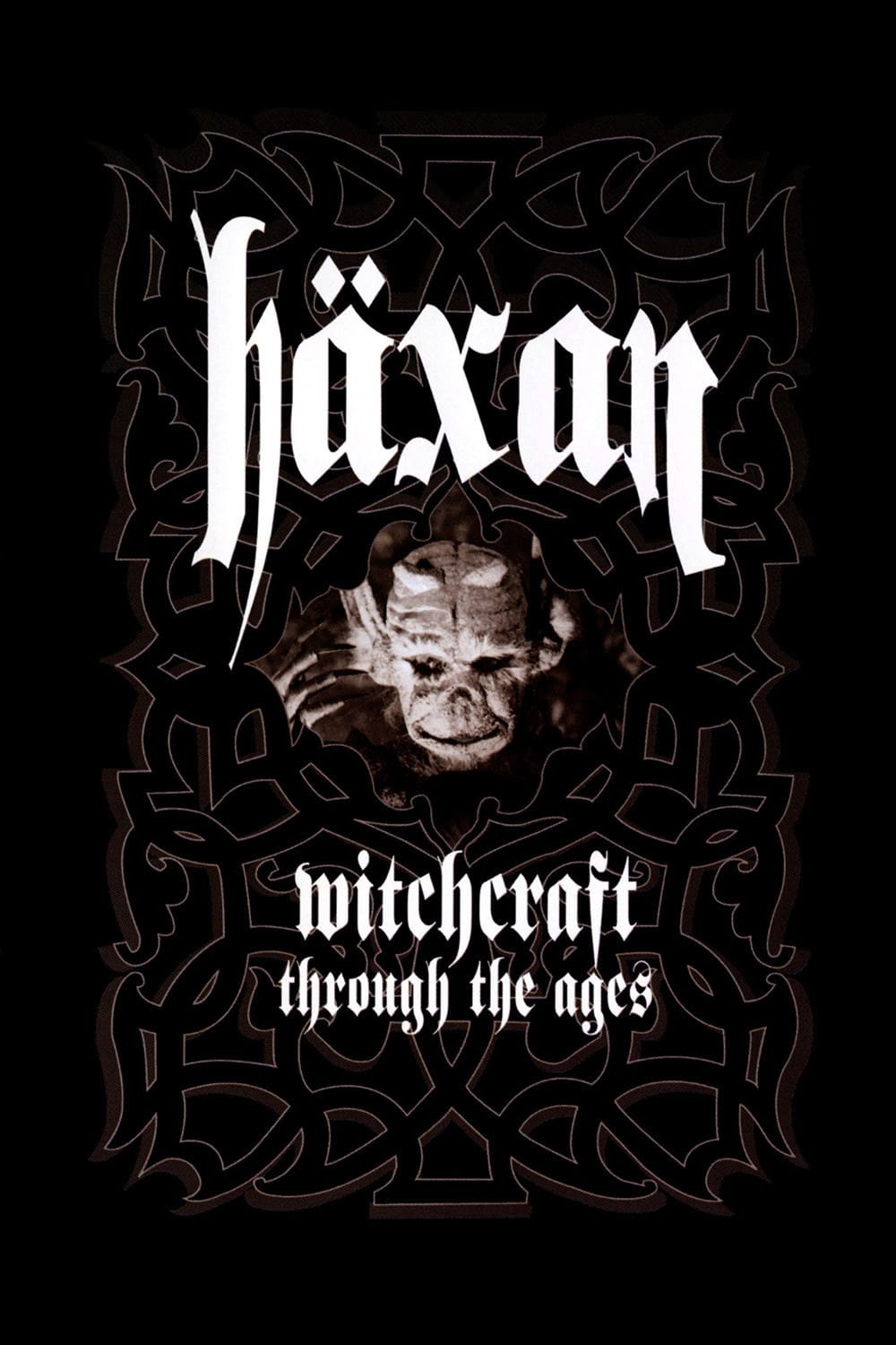 "Poster for the movie ""Häxan"""