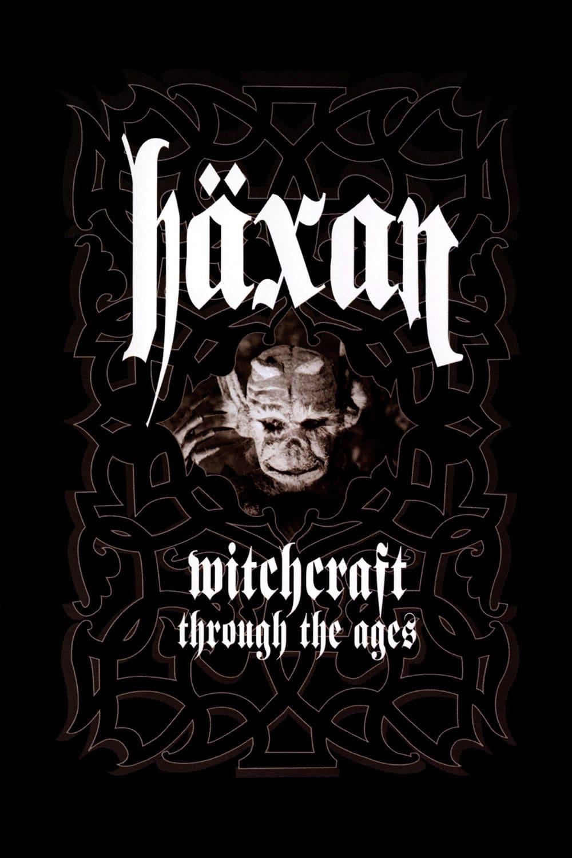 "Poster for the movie ""Häxan"""