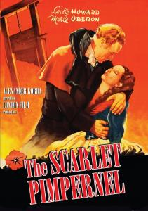 "Poster for the movie ""The Scarlet Pimpernel"""