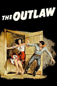 "Poster for the movie ""The Outlaw"""