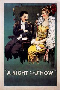 "Poster for the movie ""A Night in the Show"""