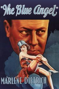 "Poster for the movie ""The Blue Angel"""